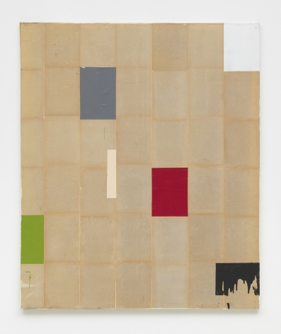 Brenna Youngblood, Dirty Mondrian #1, 2021