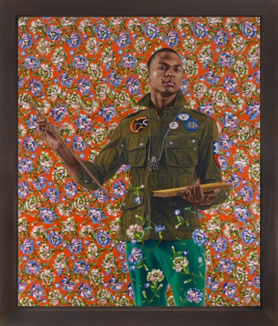 Kehinde Wiley Anthony of Padua, 2013