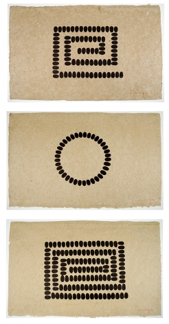 Untitled (A,B,C - Horizontal), 1994