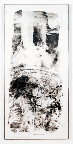 Waves, 1969 lithograph