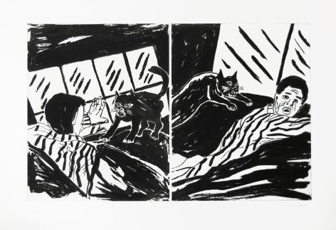 bosman revenge of the cat