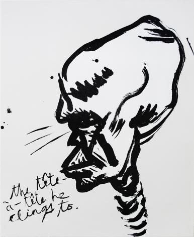 Untitled (The Tête a Tête...), 2018