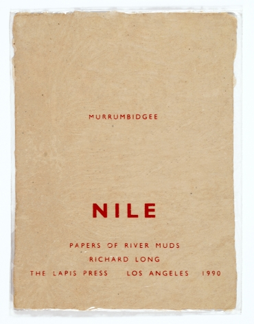 Papers of River Muds: Nile, 1990