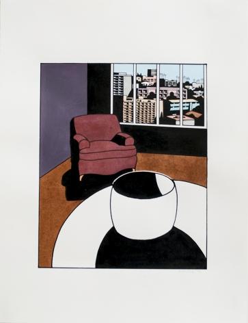 Untitled (Interior), 1991