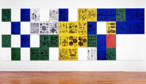 Untitled (Vol X: Groins, Gunflints to Hydrodynamics), 1991-97