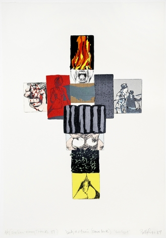 Body Of A Comic (Clown Bank), 1989