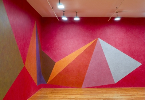Sol LeWitt: Wall Drawing #481