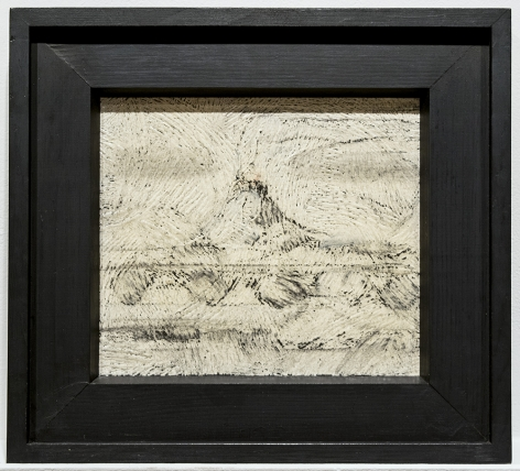 Untitled (Volcano), 1985