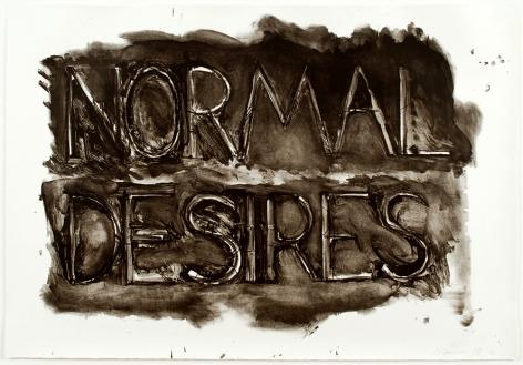 Normal Desires, 1973
