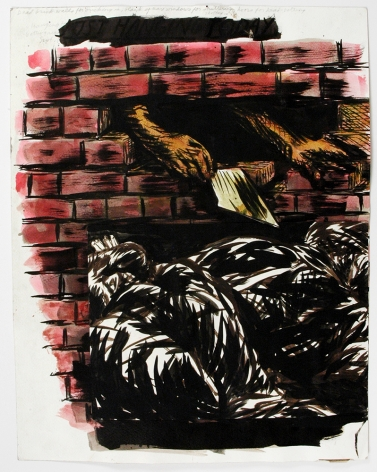 Untitled (Dead Brick Walls...), 2003