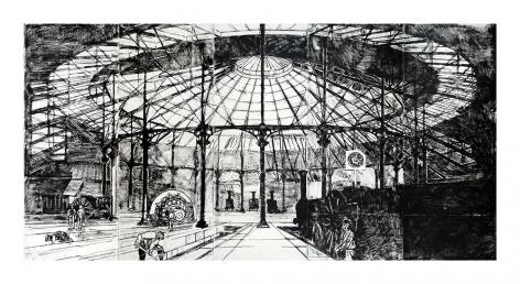 Untitled (Roundhouse), 1989