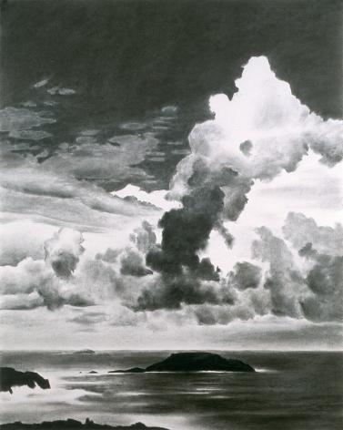 April Gornik, Windward Sky, 2000