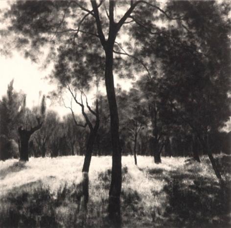 April Gornik, Radiant Light, 2000