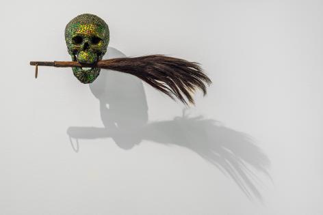 Installation Shot, Tribute to Hiernymus Bocsch in Congo (2011-2013), 2015