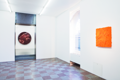 Installation Shot, Pictures for Pleasure, 2011