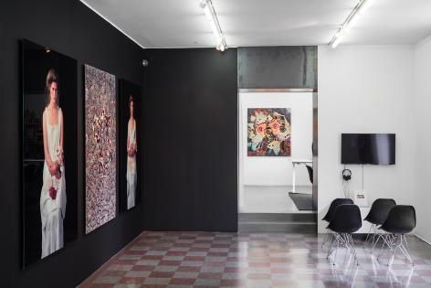 Installation Shot, Beyond, 2015