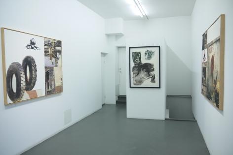 Installation view, Wetterling Gallery
