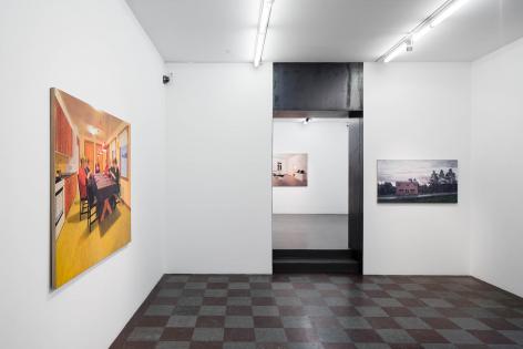 Installation Shot, Humming, 2014