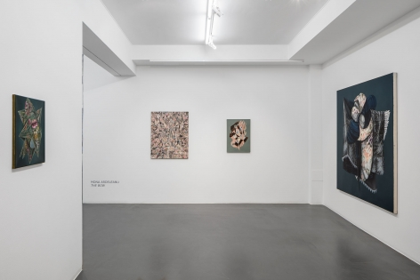 Installation Shot, The Bow, 2017