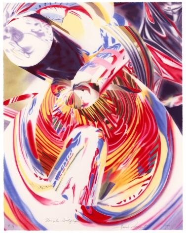 Navigator - Speed of Light, James Rosenquist