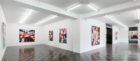 Installation Shot, All Things are Devoid of Intrinsic Existence, 2014