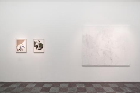 Installation Shot, New Works, 2014