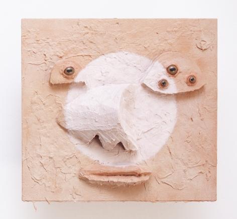 Joshua Miller Caucasoid Facial Abstraction, 2015