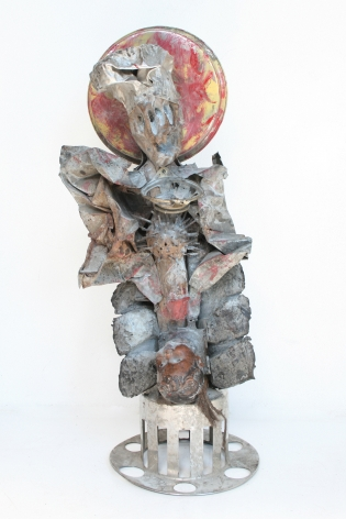 Andre Eugene Gede - Neg ki te fèt yon pitit (Gede – man who gave birth to a baby), 2010