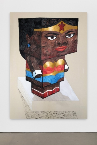 Joshua Miller Positive Black Figuration, 2020
