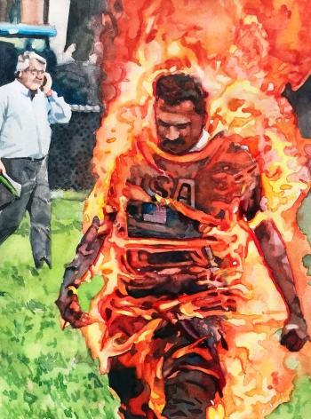 Man on Fire 7, 2019
