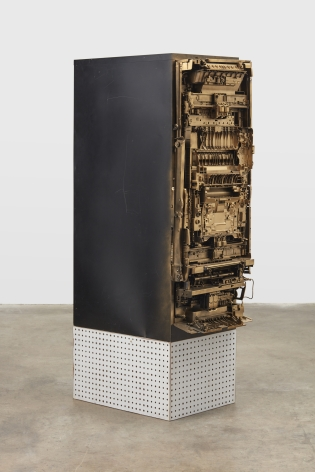Phil Wagner, Untitled, 2019 mixed media sculpture 52 x 33 x 20 inches 132.08 x 83.82 x 50.8 cm #PW005