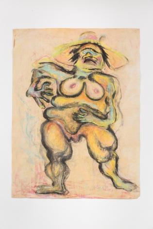 Sara Kathryn Arledge Untitled (Nude Woman), 1953