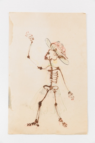 Sara Kathryn Arledge Untitled (Skeleton Lady), 1953