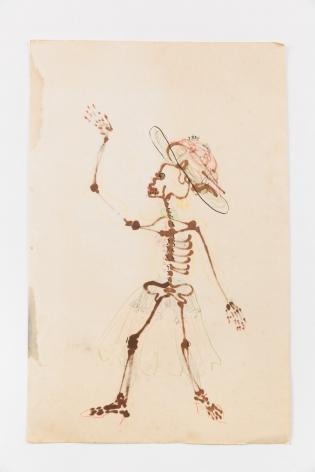 Sara Kathryn Arledge Untitled (Skeleton Lady), 1953
