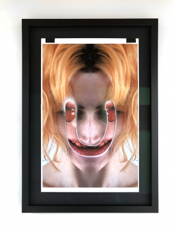 Happiness 2 [framed], 2019