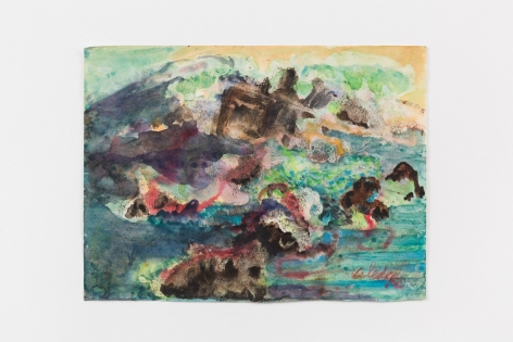 Sara Kathryn Arledge Untitled (Ocean)