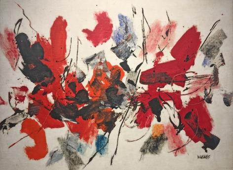 """""""Red's Moving"""" by John Von Wicht."""