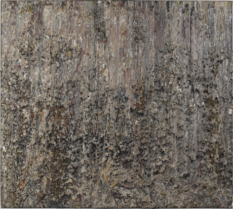 Rum Boat by Larry Poons.