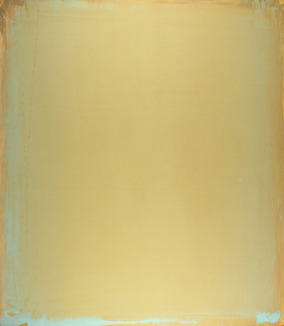 Untitled 1971 acrylic painting by David Diao.