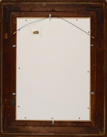 """Verso of """"Junkman's Serenade"""" by Gregorio Prestopino."""