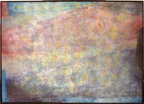 """Frame on """"Ilsa"""" by Herbert Ferber."""