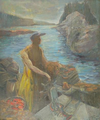 Break of Day, Lobsterman(1952-65)