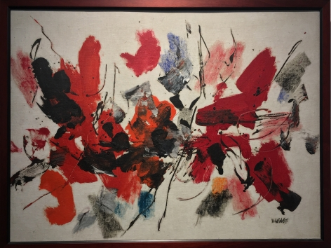 """Frame of """"Red's Moving"""" by John Von Wicht."""