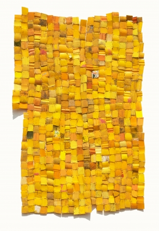 BRINTZ GALLERY, SERGE ATTUKWEI CLOTTEY, Prime time II, 2016 Plastics, wire and oil paint, 58 by 40 inches (147.3 x 101.6 cm), Unique Art