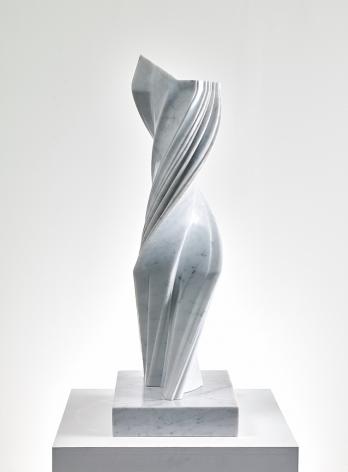 BRINTZ GALLERY_PETRA CORTRIGHT_Sculpture_3 Sud-Est_After Dark for Mac__fritz, 2018_36x16x12_Unique Art