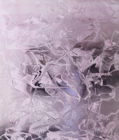 BRINTZ GALLERY Stanley Casselman Liquid (MQ3V), 2019 49 x 42 inches Unique Art