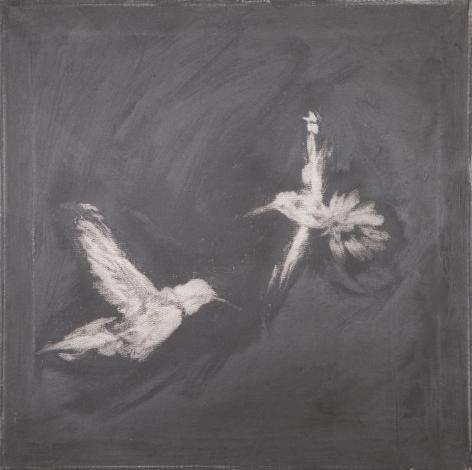 Ross Bleckner Untitled, 2015 Oil on linen