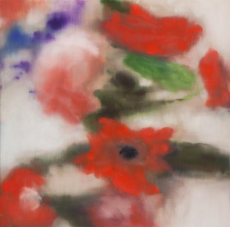 Ross Bleckner Untitled, 2017 Oil on canvas