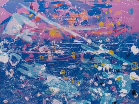 BRINTZ GALLERY_PETRA CORTRIGHT_girdlequeenzs.glamour_models.shootwrestling, 2019_36x48 inches Unique Art