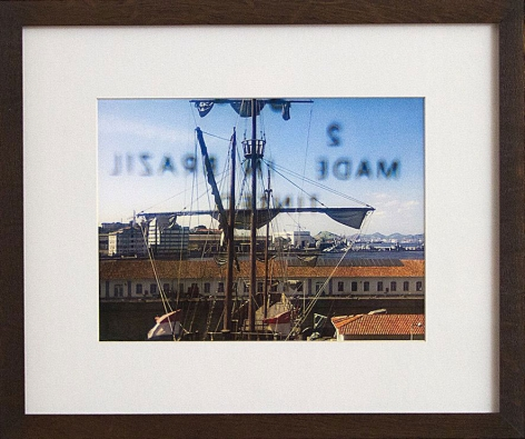 Nau, 2011-2013 framed digital c-print